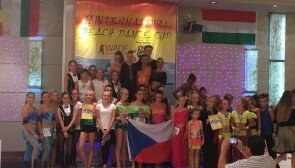 II. International Beach Dance Cup